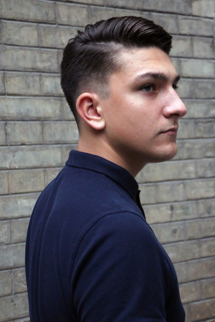 Coupe homme